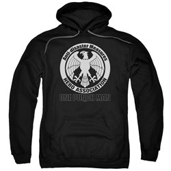 One Punch Man - Mens Hero Association Logo Pullover Hoodie