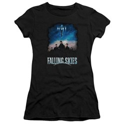 Falling Skies - Juniors Main Players Premium Bella T-Shirt