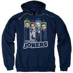Impractical Jokers - Mens Slides Pullover Hoodie