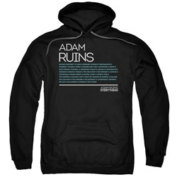 Adam Ruins Everything - Mens Everything Pullover Hoodie