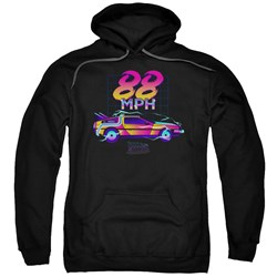 Back To The Future - Mens 88 Mph Pullover Hoodie