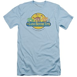 Land Before Time - Mens Dino Breakout Slim Fit T-Shirt