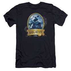 Polar Express - Mens True Believer Premium Slim Fit T-Shirt