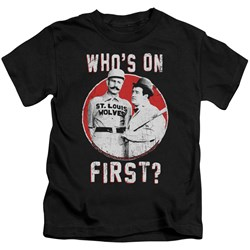 Abbott & Costello - Youth First T-Shirt