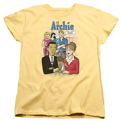 Archie Comics - Womens Anythings Possible T-Shirt
