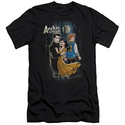 Archie Comics - Mens Cover #146 Premium Slim Fit T-Shirt