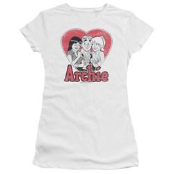 Archie Comics - Juniors Milkshake Premium Bella T-Shirt