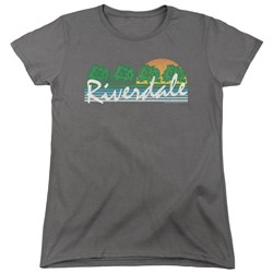 Archie Comics - Womens Riverdale Vintage Tourist Tee T-Shirt