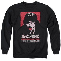 Acdc - Mens High Voltage Live 1975 Sweater