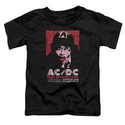 Acdc - Toddlers High Voltage Live 1975 T-Shirt
