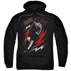 Acdc - Mens Live Pullover Hoodie