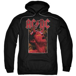 Acdc - Mens Horns Pullover Hoodie