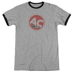 Ac Delco - Mens Ac Circle Ringer T-Shirt