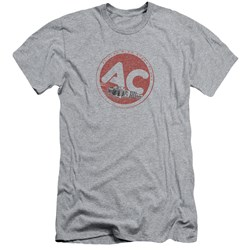 Ac Delco - Mens Ac Circle Slim Fit T-Shirt
