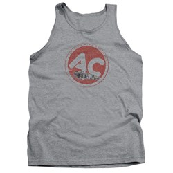 Ac Delco - Mens Ac Circle Tank Top