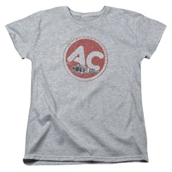 Ac Delco - Womens Ac Circle T-Shirt