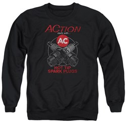 Ac Delco - Mens Cross Plugs Sweater