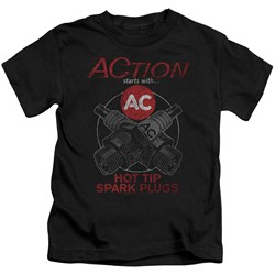 Ac Delco - Youth Cross Plugs T-Shirt