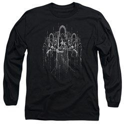 Lord Of The Rings - Mens The Nine Long Sleeve T-Shirt