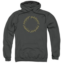 Lord Of The Rings - Mens One Ring Pullover Hoodie