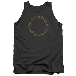 Lord Of The Rings - Mens One Ring Tank Top