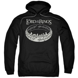 Lord Of The Rings - Mens The Journey Pullover Hoodie