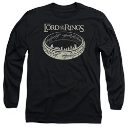 Lord Of The Rings - Mens The Journey Long Sleeve T-Shirt