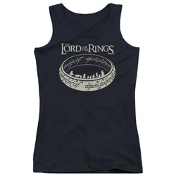 Lord Of The Rings - Juniors The Journey Tank Top