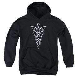 Lord Of The Rings - Youth Arwen Necklace Pullover Hoodie