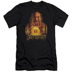 Lor - Mens Saruman Premium Slim Fit T-Shirt