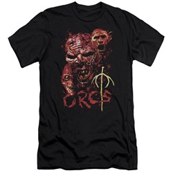 Lor - Mens Orcs Premium Slim Fit T-Shirt