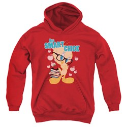 Looney Tunes - Youth One Smart Chick Pullover Hoodie