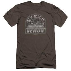 Looney Tunes - Mens Speed Demon Premium Slim Fit T-Shirt