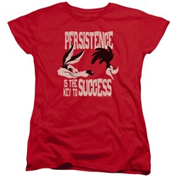 Looney Tunes - Womens Persistence T-Shirt