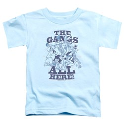 Looney Tunes - Toddlers Blue Gang T-Shirt
