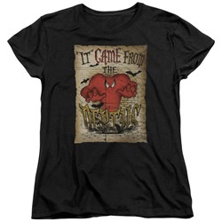Looney Tunes - Womens The Depths T-Shirt
