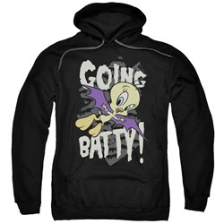 Looney Tunes - Mens Going Batty Pullover Hoodie