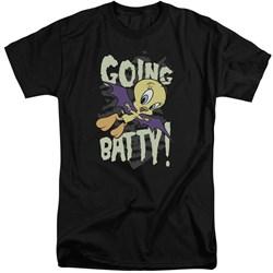 Looney Tunes - Mens Going Batty Tall T-Shirt