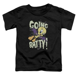 Looney Tunes - Toddlers Going Batty T-Shirt