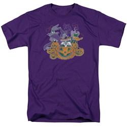 Looney Tunes - Mens Spooky Pals T-Shirt