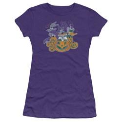 Looney Tunes - Juniors Spooky Pals T-Shirt
