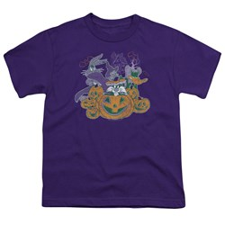 Looney Tunes - Youth Spooky Pals T-Shirt