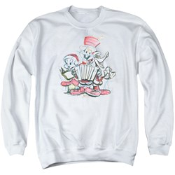 Looney Tunes - Mens Holiday Sketch Sweater