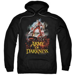 Army Of Darkness - Mens Bloody Poster Pullover Hoodie