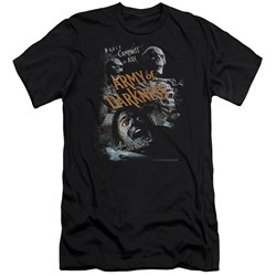Army Of Darkness - Mens Covered Premium Slim Fit T-Shirt
