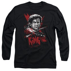 Army Of Darkness - Mens Hail To The King Long Sleeve T-Shirt