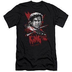 Army Of Darkness - Mens Hail To The King Premium Slim Fit T-Shirt