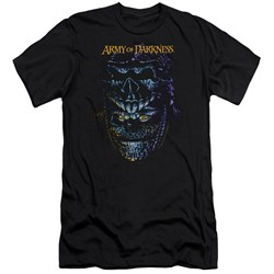 Army Of Darkness - Mens Evil Ash Premium Slim Fit T-Shirt