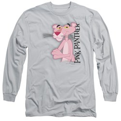 Pink Panther - Mens Cool Cat Long Sleeve T-Shirt