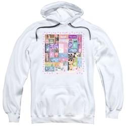 Pink Panther - Mens Vintage Titles Pullover Hoodie